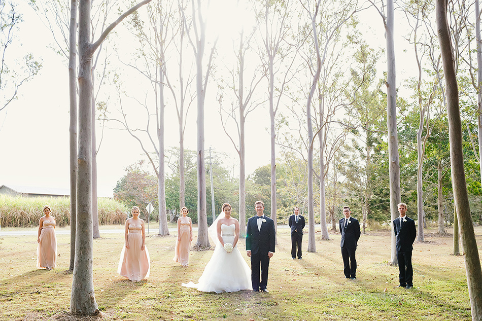 cool wedding photographer brisbane yandina station wedding photographer wedding portraits