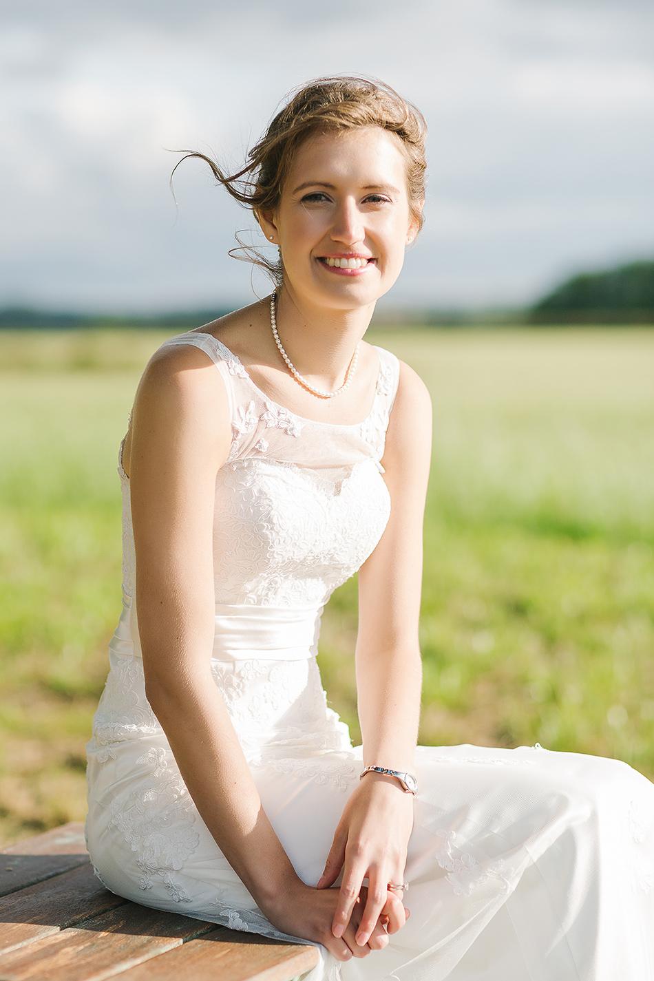 bride wedding photography for a rustic farm wedding sunshine coast hinterland