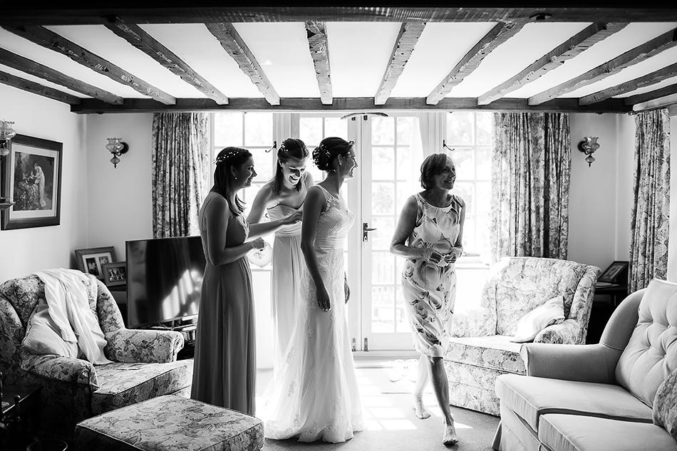 yandina station wedding black and white wedding photography