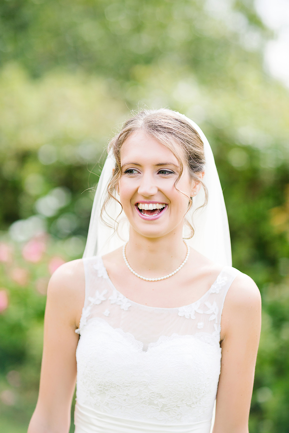 bride with bridesmaids wedding photography