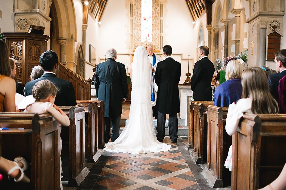wedding day photography inside church brisbane