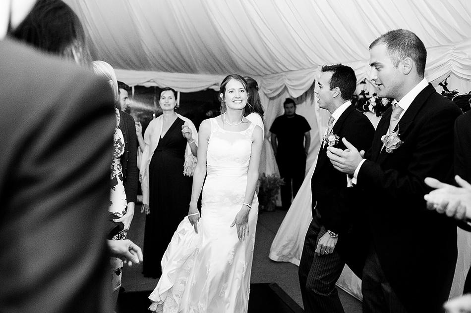 marquee wedding first dance photos of dance foor