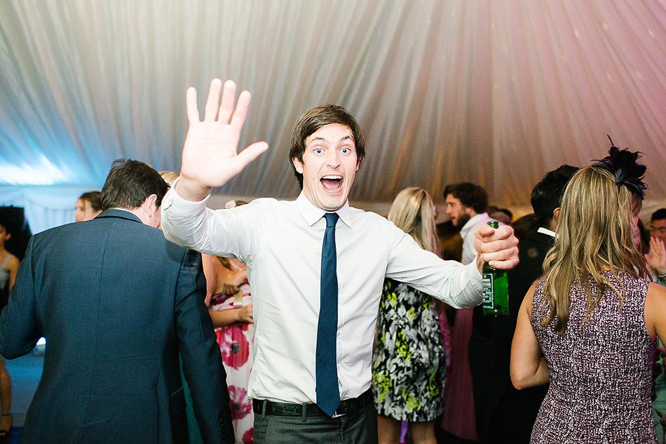 wedding guests dance floor photos