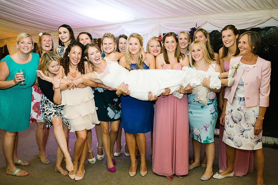bride dance floor photography