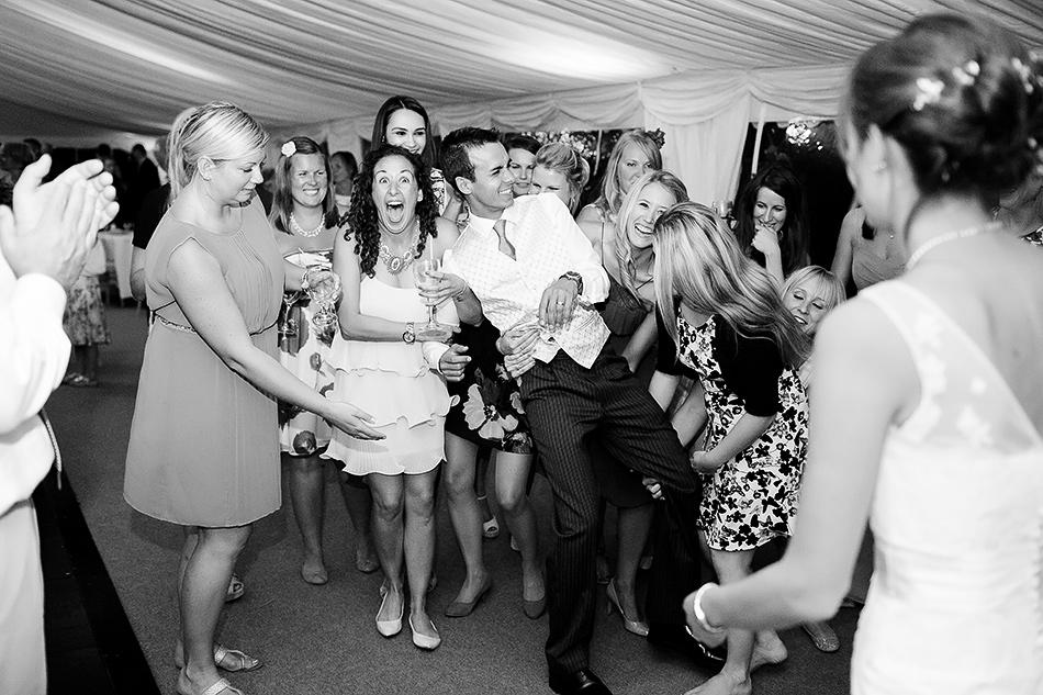tent wedding dance floor photos from reception