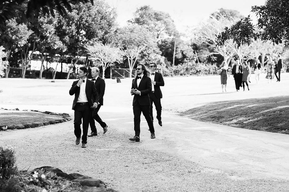 black and white wedding photography byron bay wedding