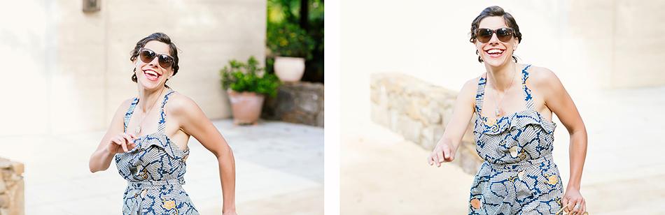 cool wedding photographer clair estelle