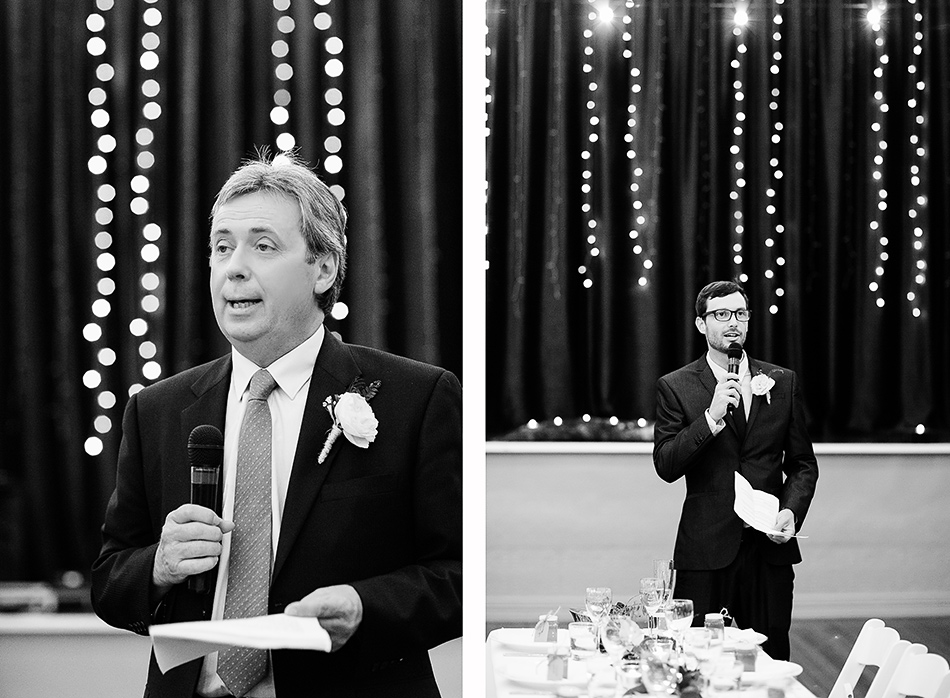 bangalow town hall wedding photographer father of the bride speech