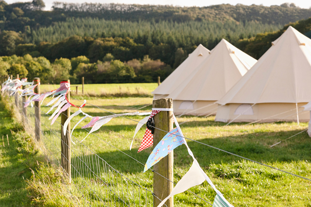 tepee wedding tents for hire for farm wedding