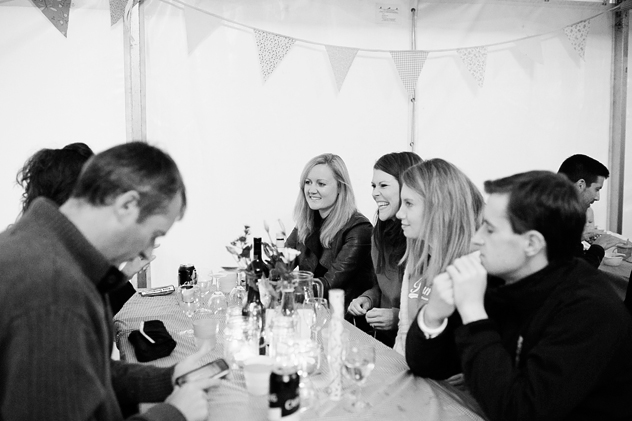 marquee for festival wedding photography west sussex