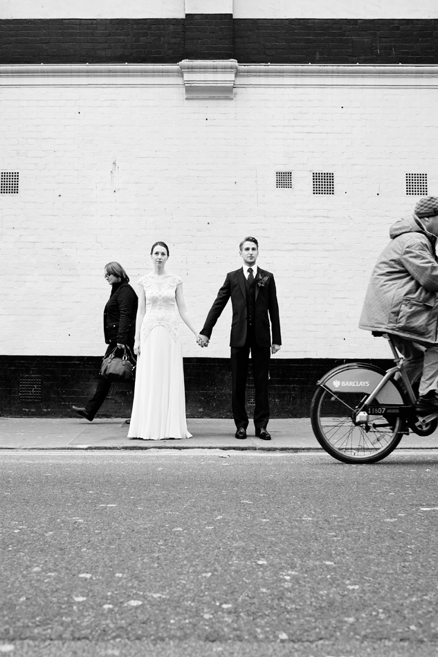city documentary wedding photographer