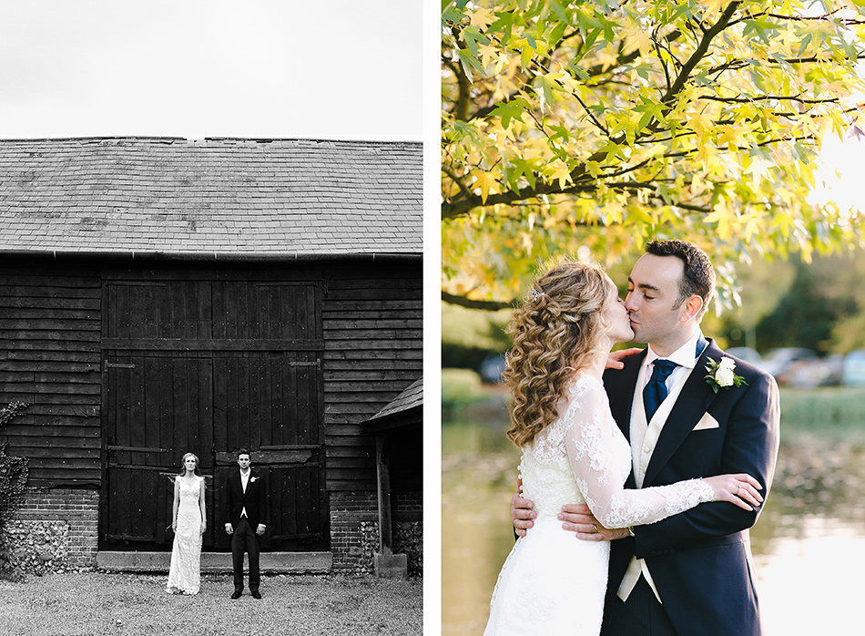 blog creative wedding portraits