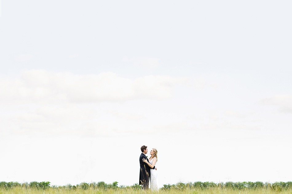 creative wedding photography in a field in the sushine coast wedding farm somerset farm wedding