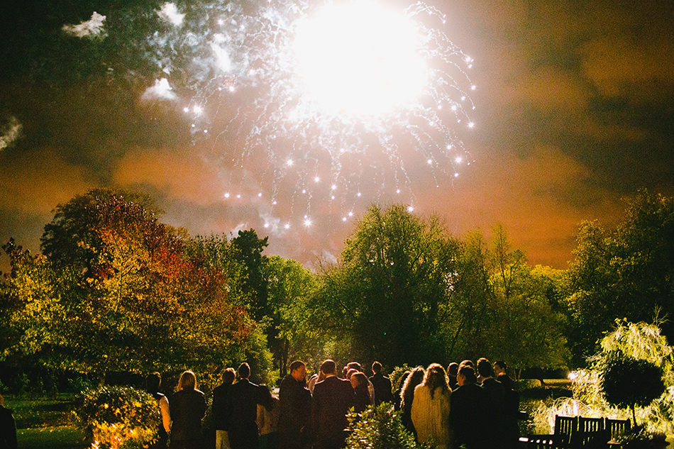 cool wedding photographer in a farm festival wedding fireworks at a wedding photo