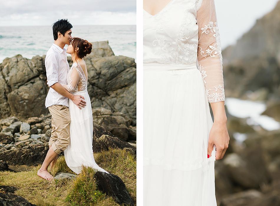 bridal portrait photographer byron bay gold coast wedding photographer