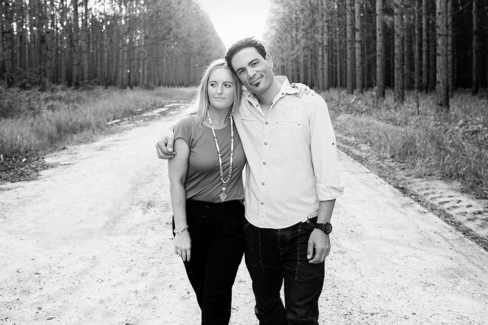 black and white wedding photography woodlands photography for a wedding near the sunshine coast