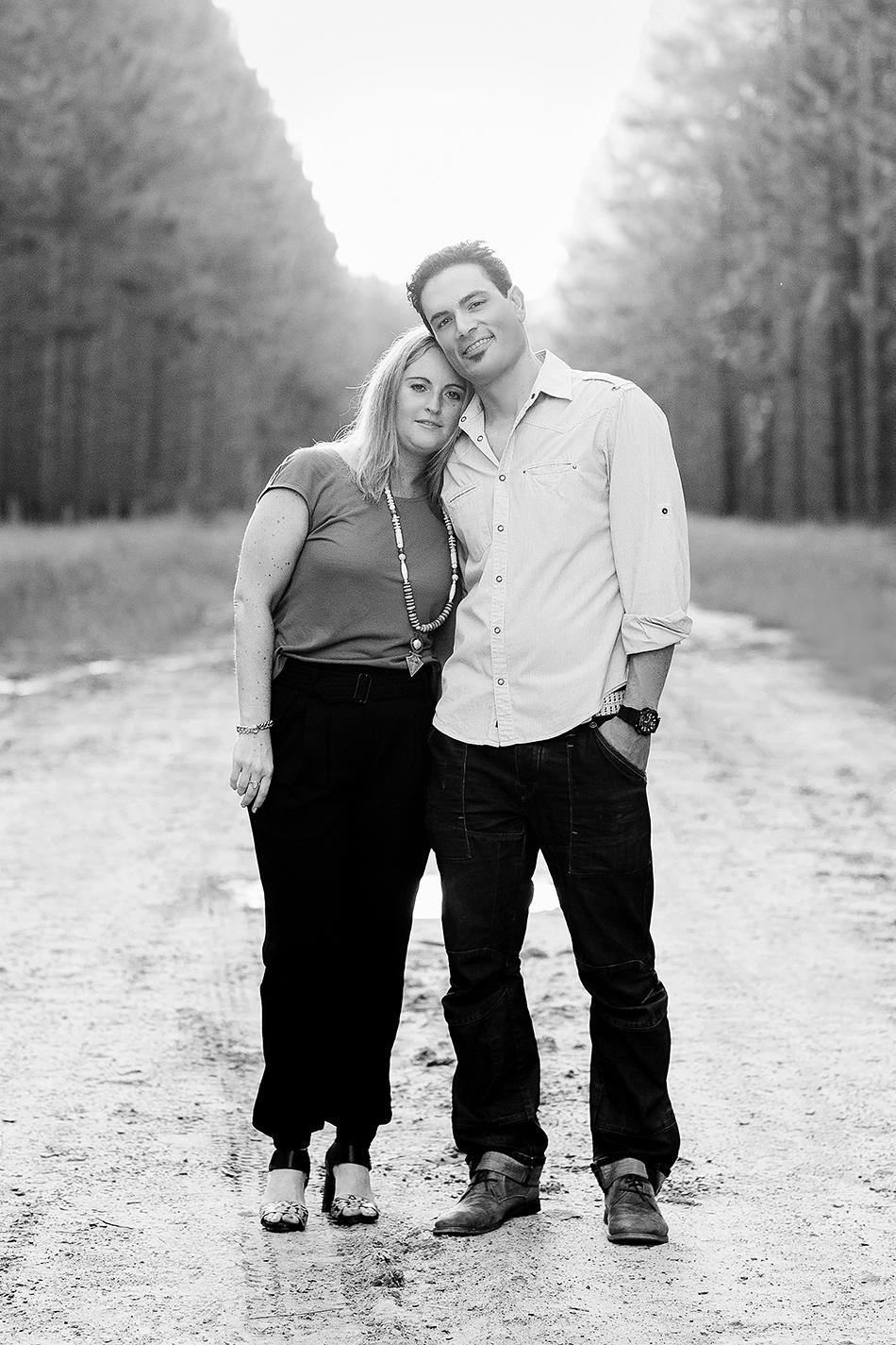 cool black and white wedding photographer brisbane