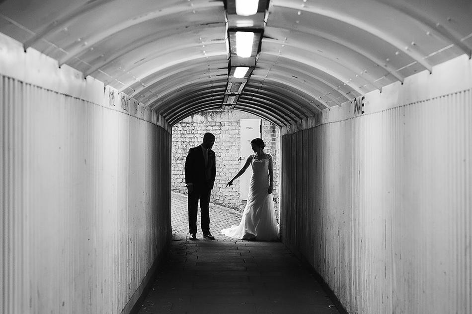 black and white wedding photography bribane powerhouse