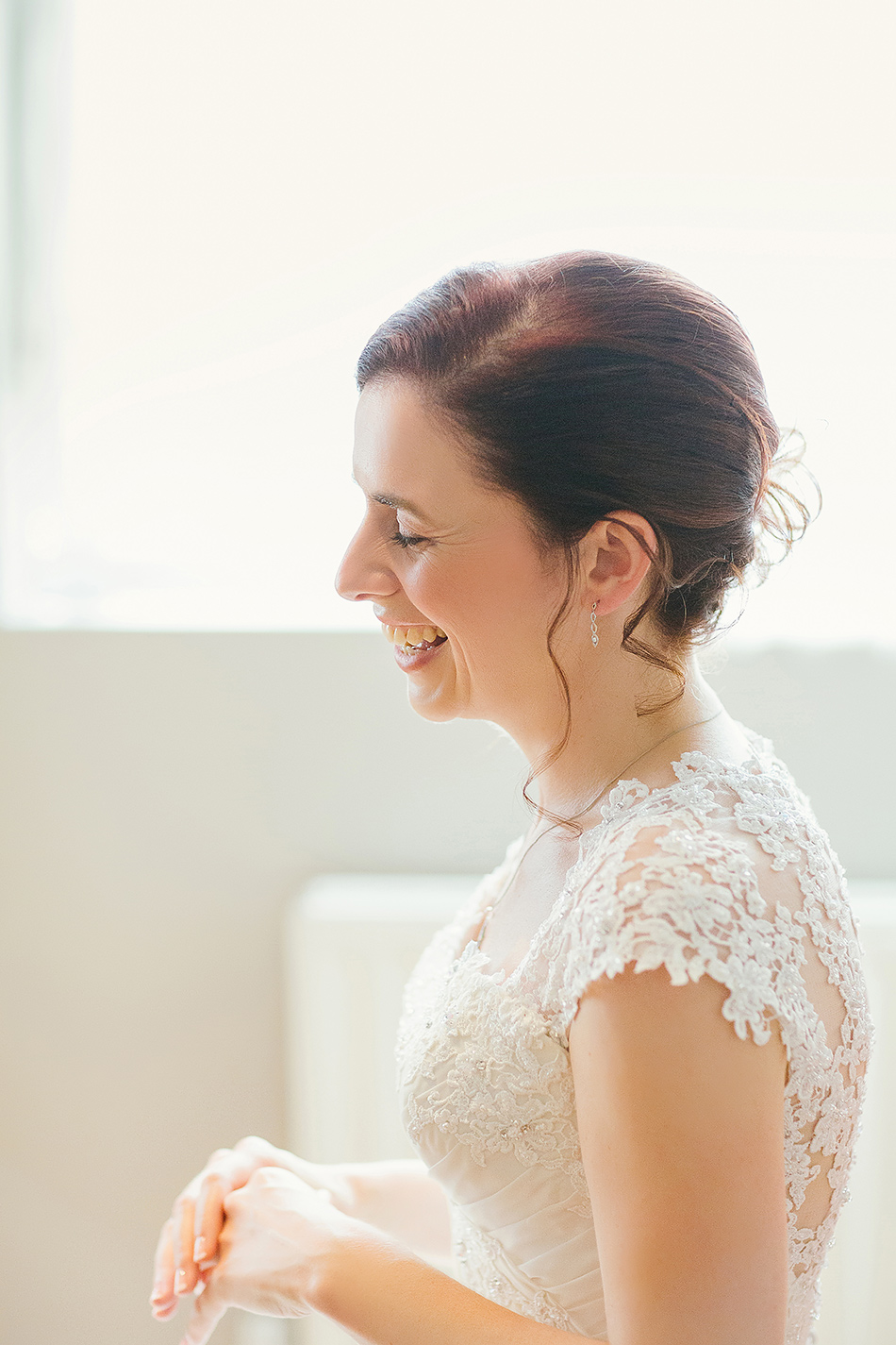 natural light wedding photographer brisbane wedding bridal portraits powerhouse wedding