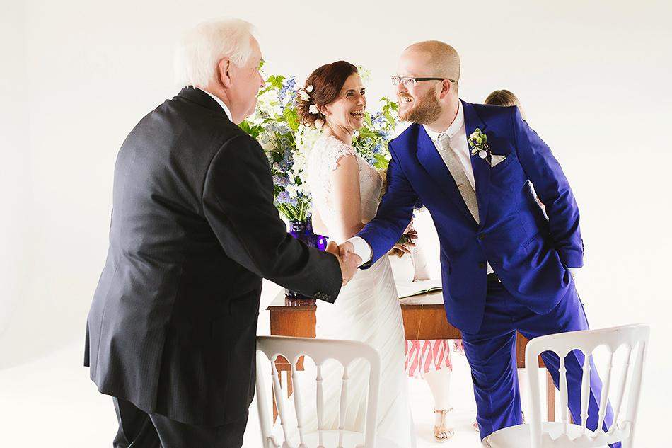 blak and white wedding photographer brisbane warehouse wedding