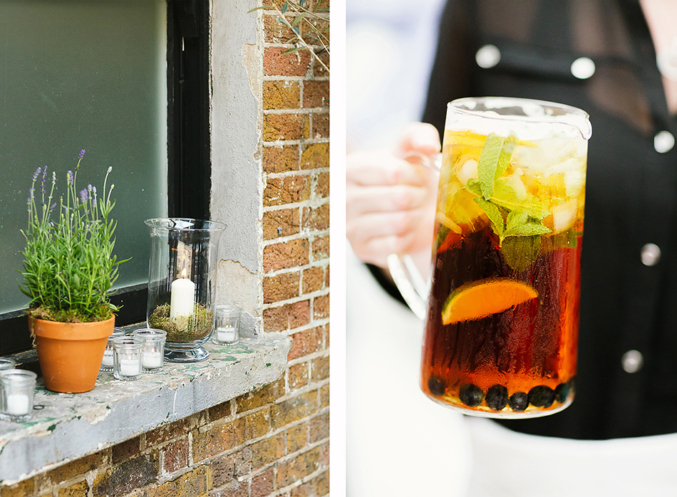 pimms for wedidng day photography drinks