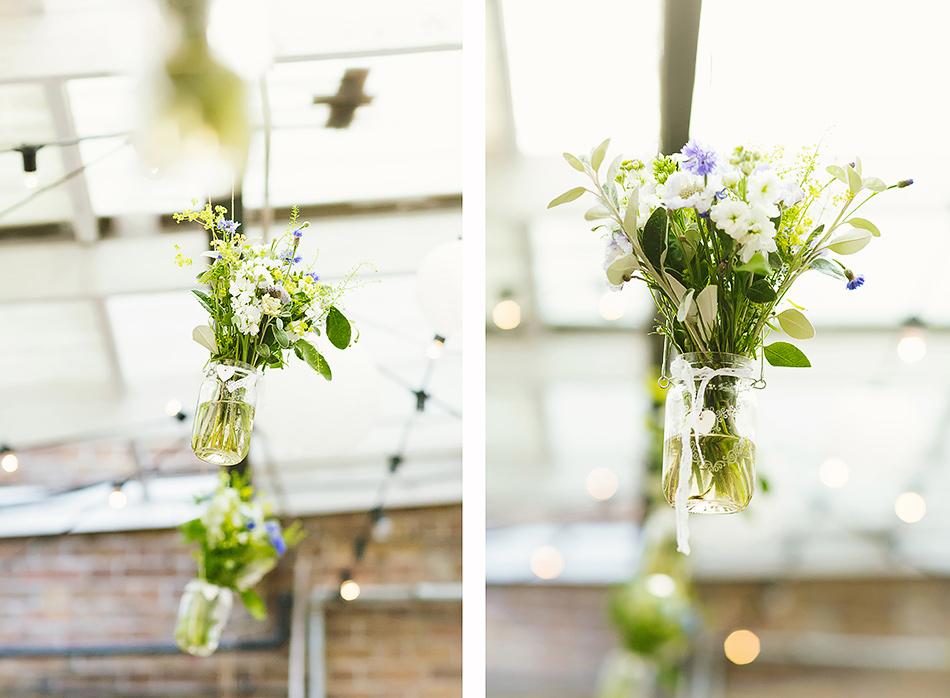 diy wedding flowers natural