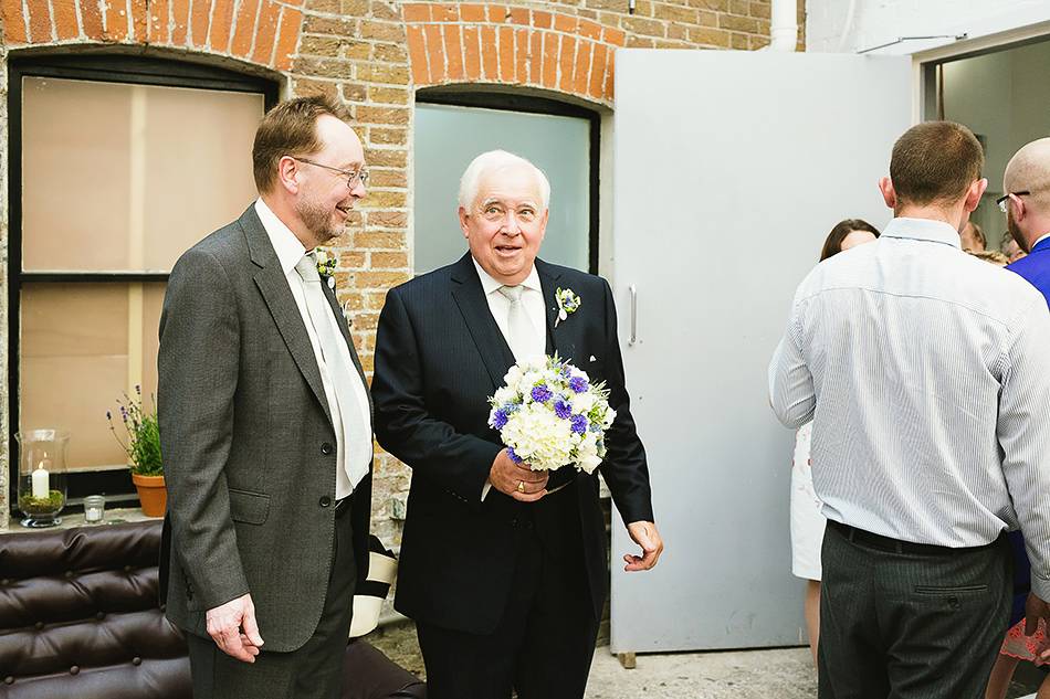 father of the bride wedidng photo