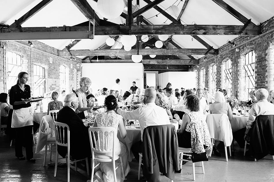 brisbane industrial wedding photographer powerhouse