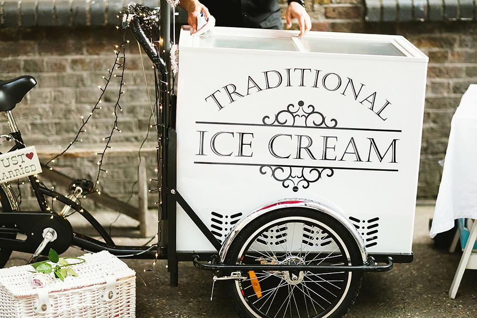 wedding ice cream van ideas