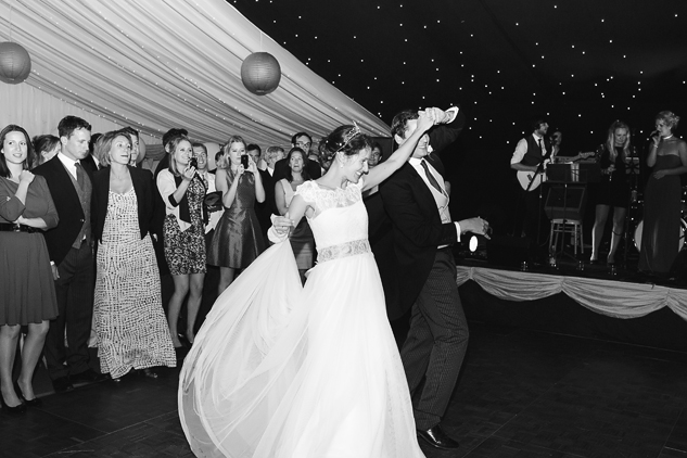 creative wedding photography wedding dance floor photographer