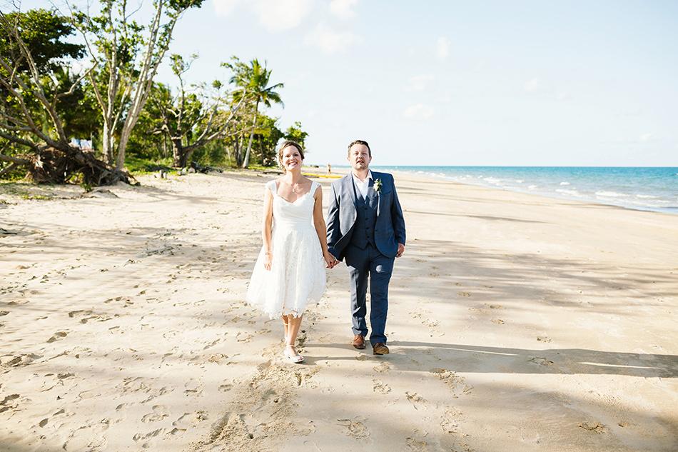 cool wedding photographer beach wedding clair estelle photography outdoor wedding at the beach queensland the elandra mission beach