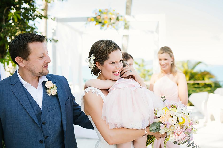 cool wedding photographer at the elandra mission beach