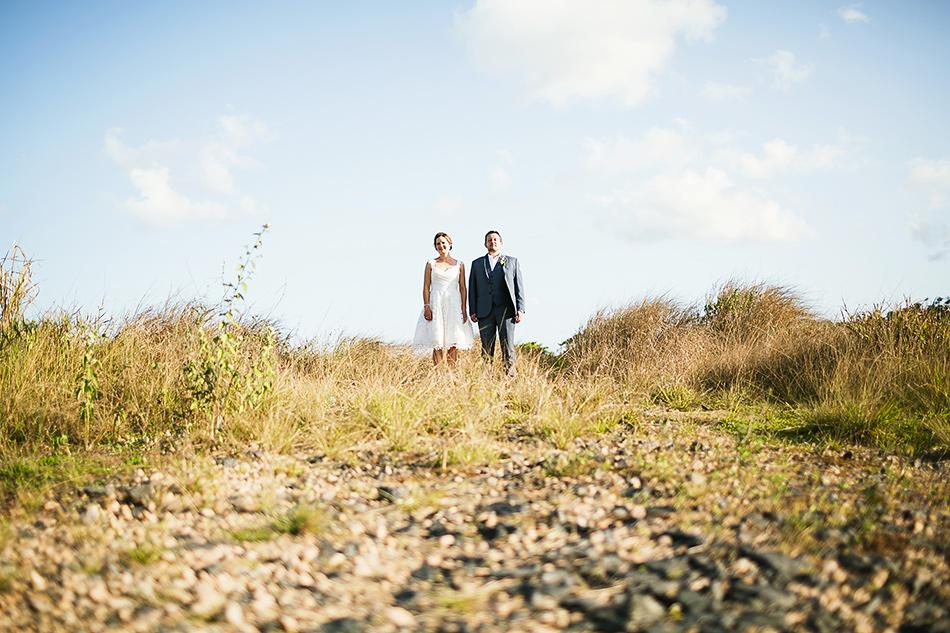 cool wedding photographer outdoor barn wedding in a field sunshine coast near brisbane