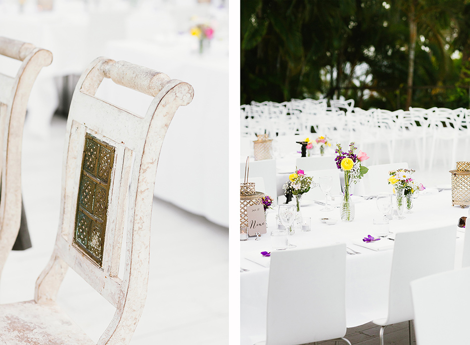 wedding reception photos at the elandra mission beach