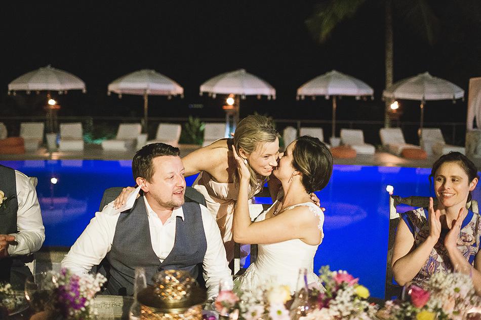 wedding reception mission beach