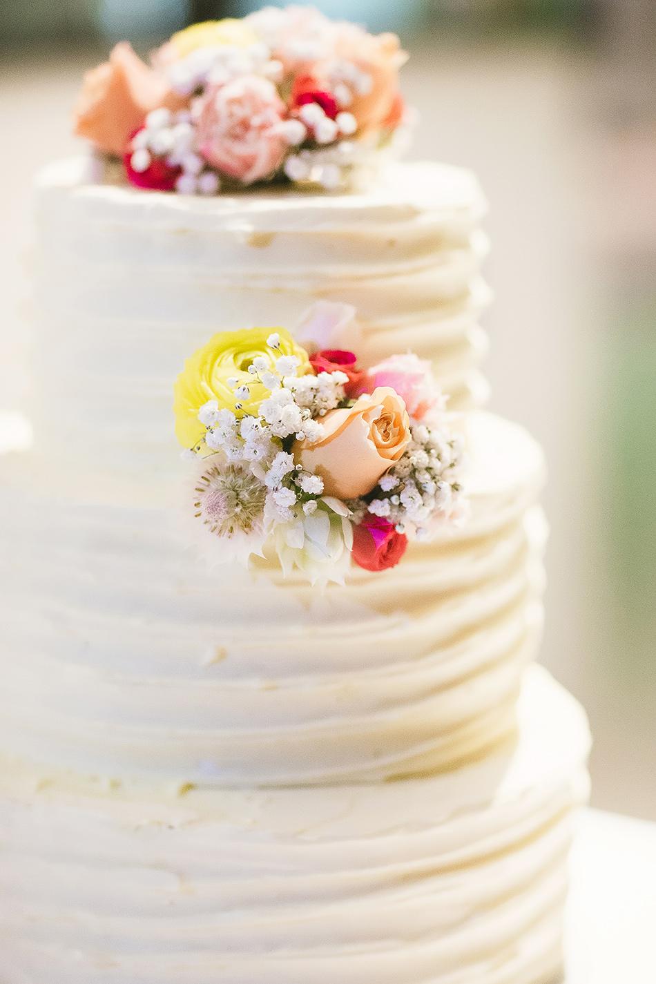 the elandra mission beach wedding cake photo