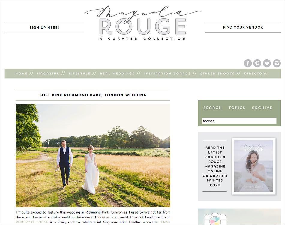 sunshine coast wedding photographer Magnolia Rouge wedding blog feature and wedding ideas