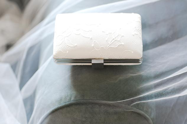 reportage wedding photography brides purse or handbag for bridesmaids