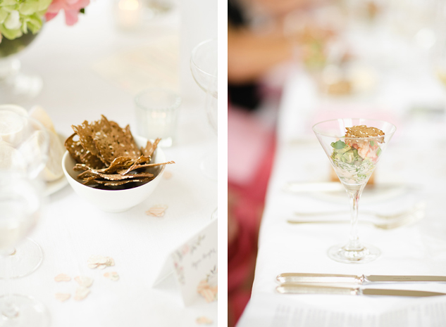 peyton events entree wedding food details kew garden