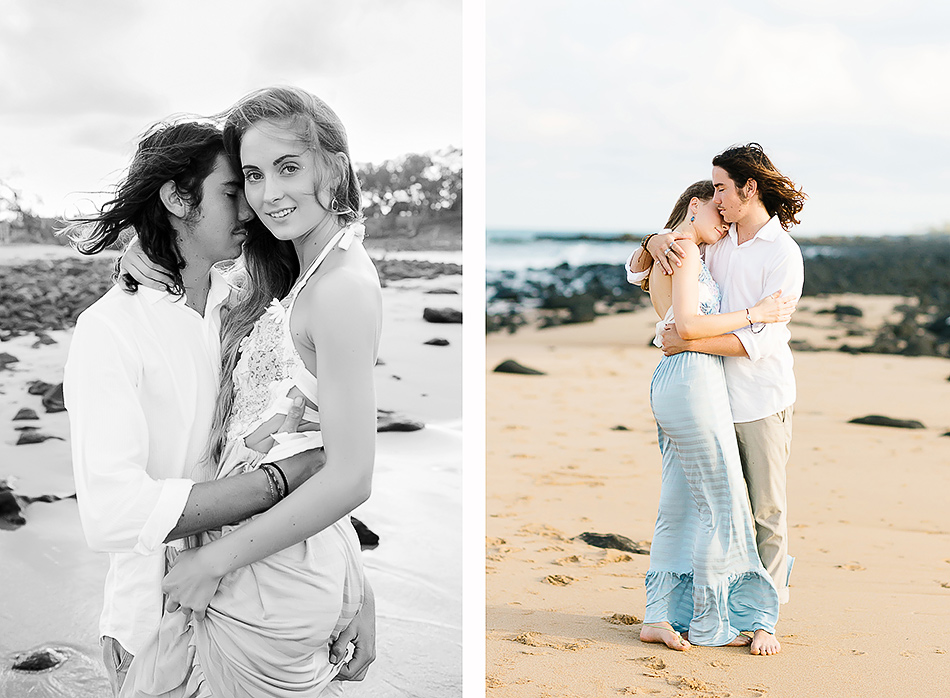 modern wedding photographer cool beach wedding photos in the gold coast