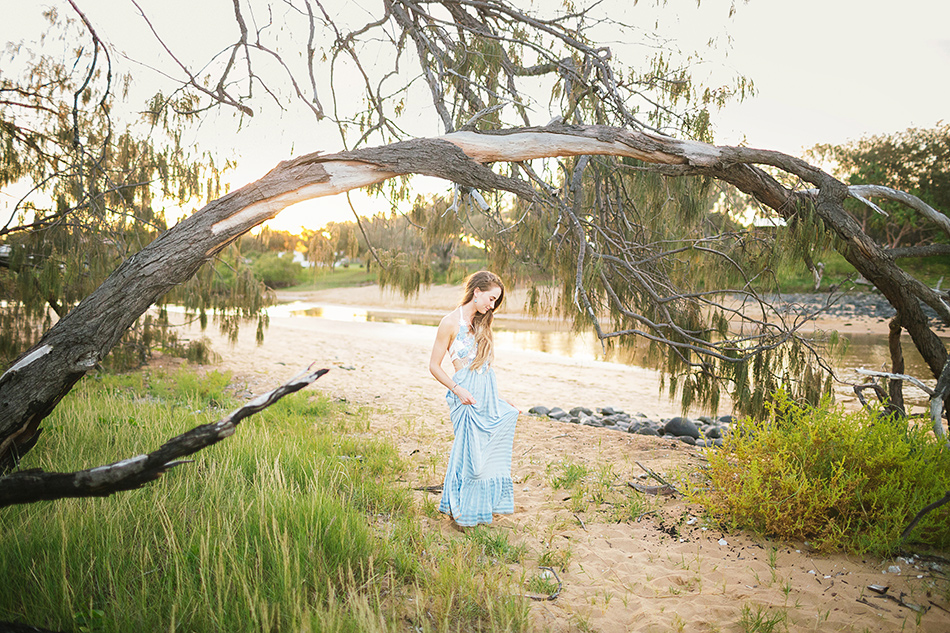 brisbane beach wedding photographer boho wedding styling and boho natural bride my sunday feeling dress