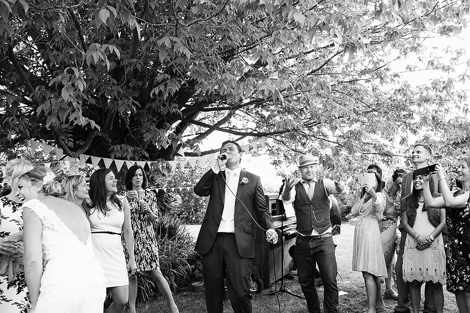 wedding party photography black and white wedding photography