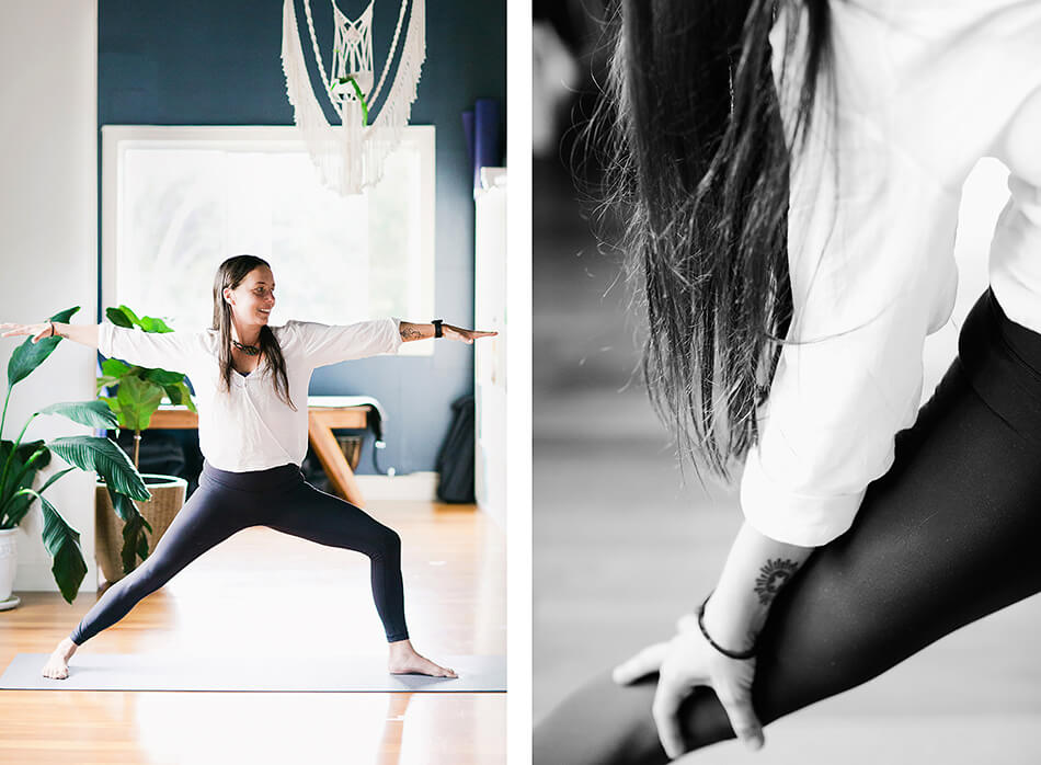 yoga photographer brisbane branding photographer brisbane