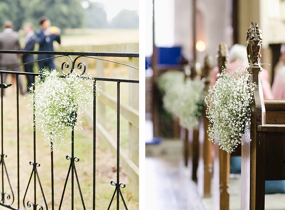 creative wedding photographer destination wedding suffolk garden wedding columbine hall st marys church 0044