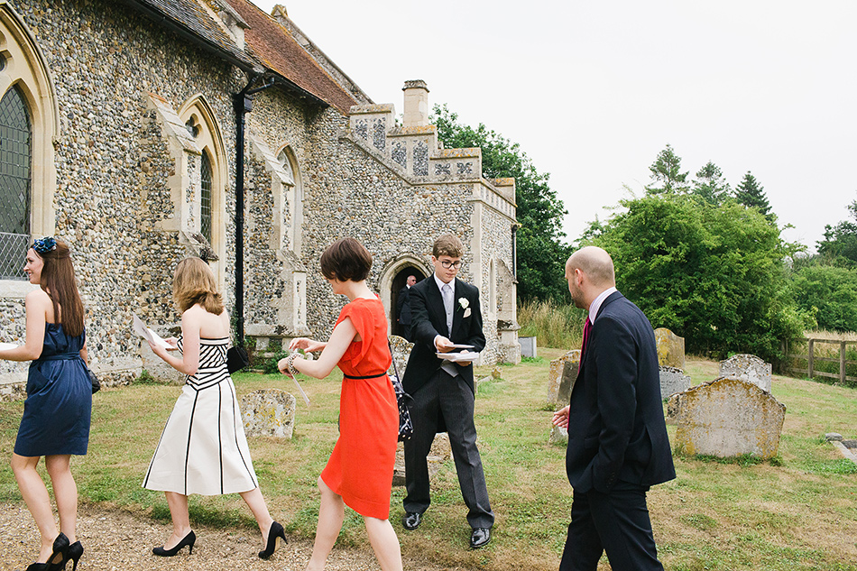 creative wedding photographer destination wedding suffolk garden wedding columbine hall st marys church 0045
