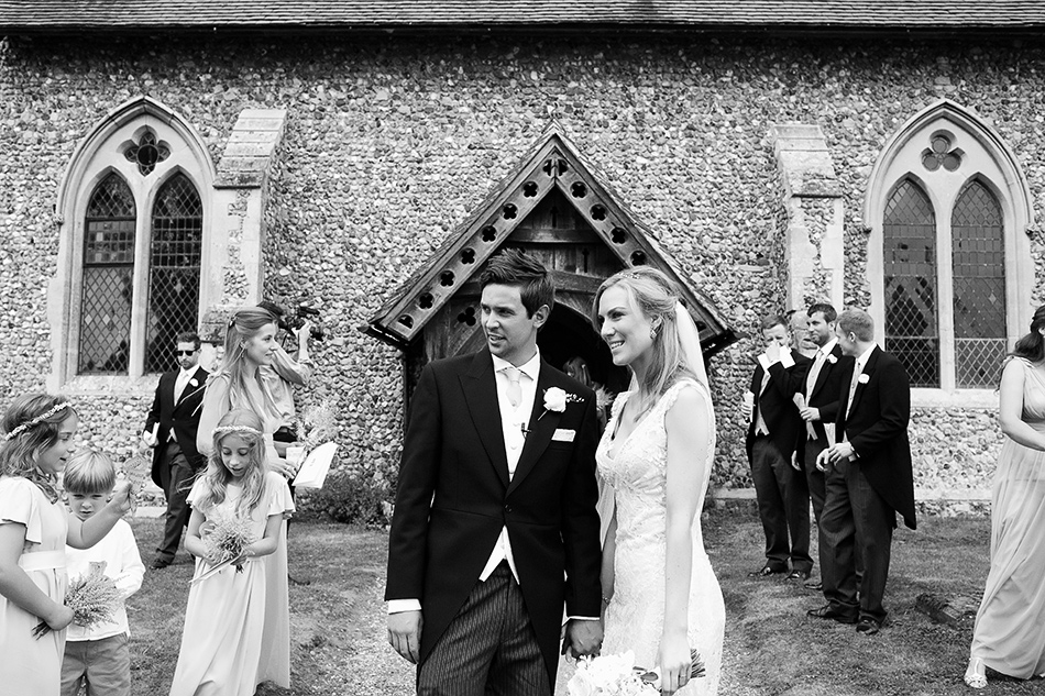 creative wedding photographer destination wedding suffolk garden wedding columbine hall st marys church 0075