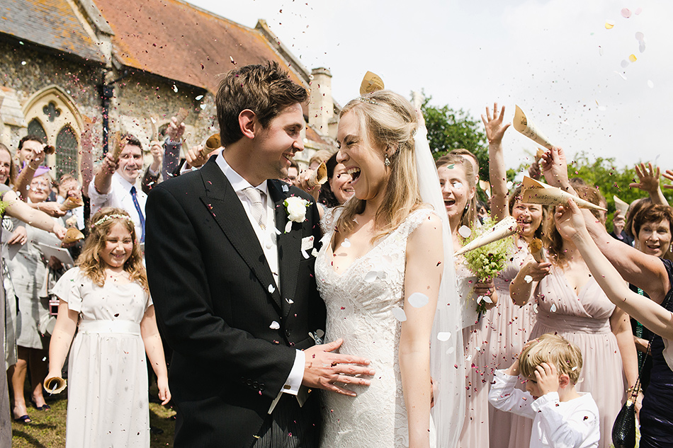 creative wedding photographer destination wedding suffolk garden wedding columbine hall st marys church 0077
