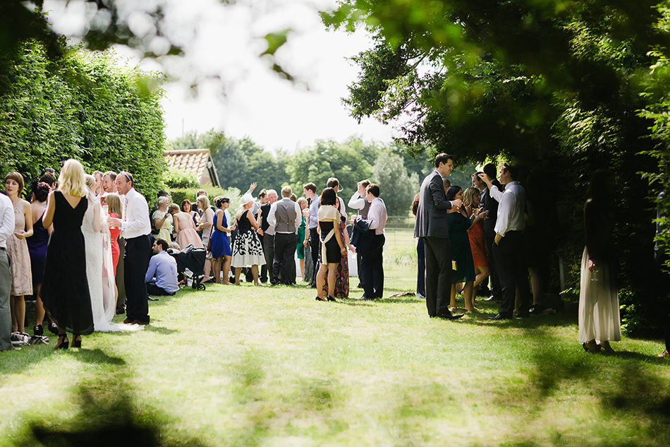 creative wedding photographer destination wedding suffolk garden wedding columbine hall st marys church 0097